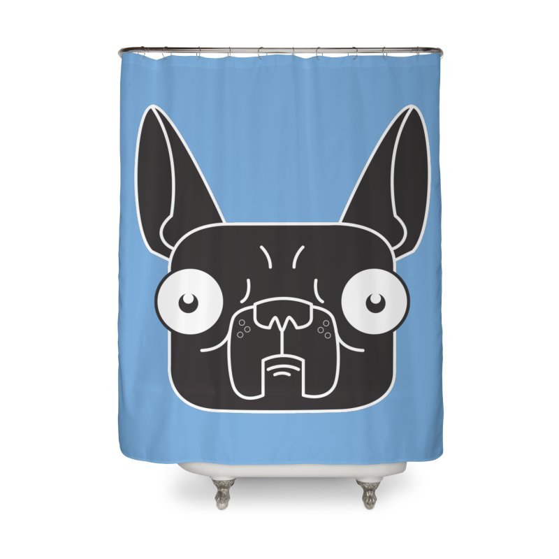 Chancho Home Shower Curtain by DEADBEAT HERO Artist Shop