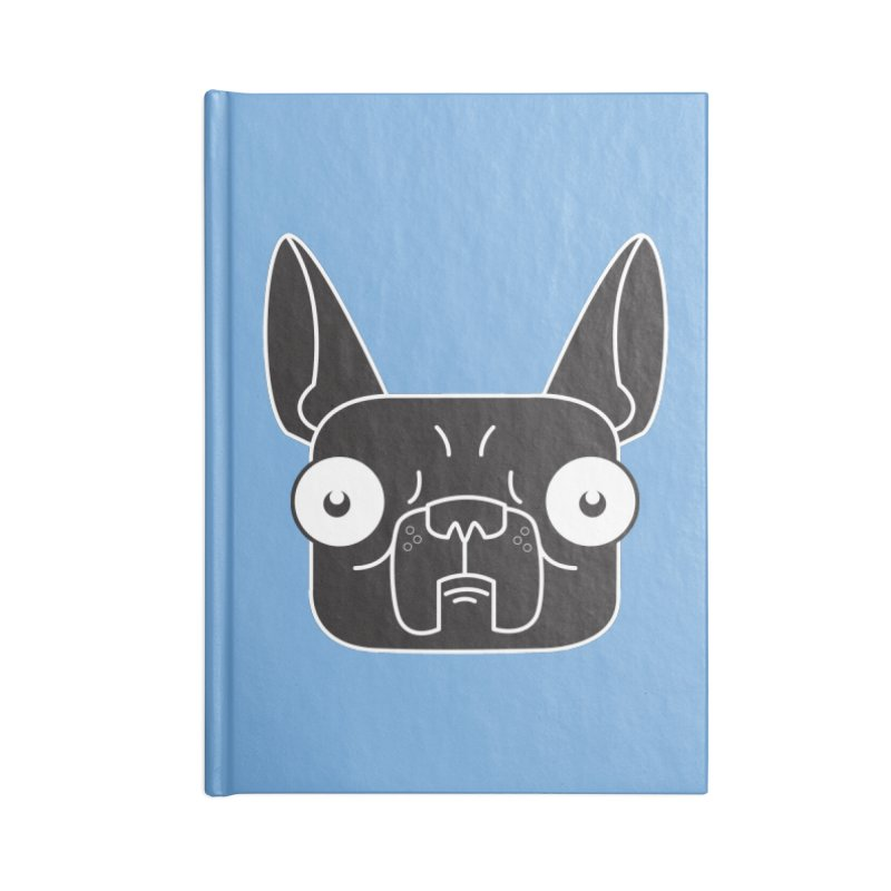Chancho Accessories Blank Journal Notebook by DEADBEAT HERO Artist Shop