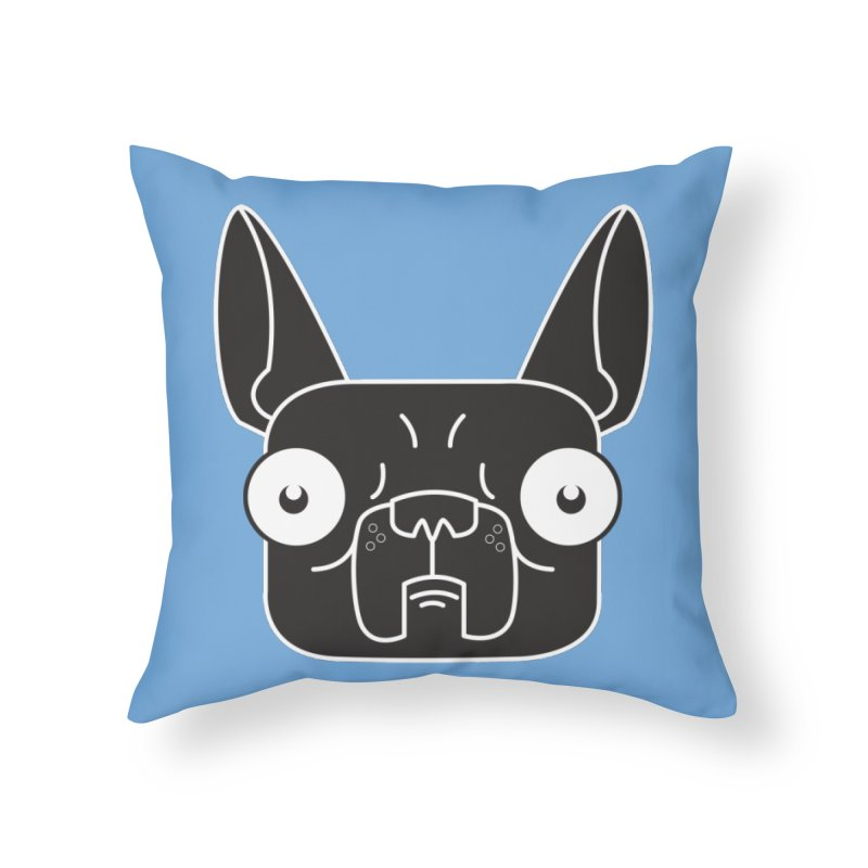 Chancho Home Throw Pillow by DEADBEAT HERO Artist Shop