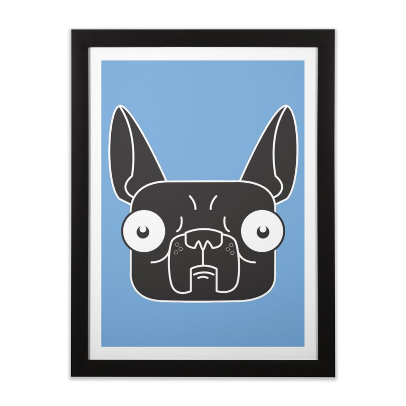 Chancho Home Framed Fine Art Print by DEADBEAT HERO Artist Shop