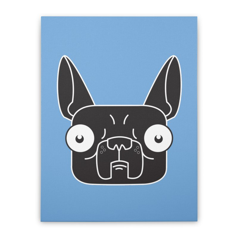 Chancho Home Stretched Canvas by DEADBEAT HERO Artist Shop