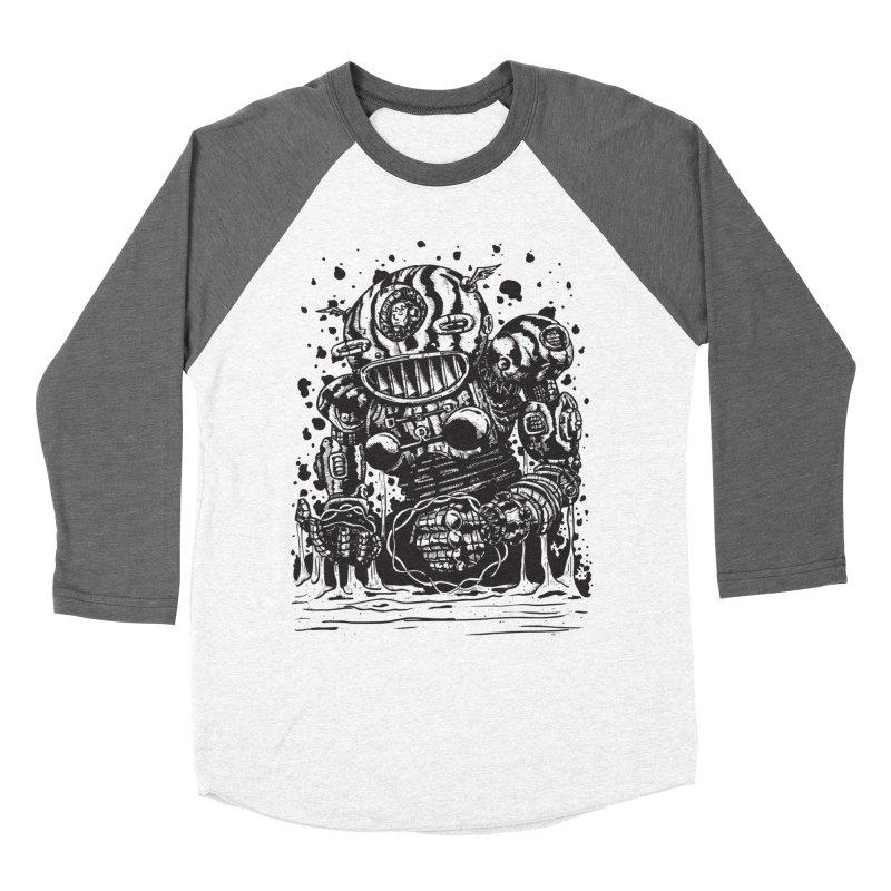 Spaceman tee Women's Longsleeve T-Shirt by DEADBEAT HERO Artist Shop