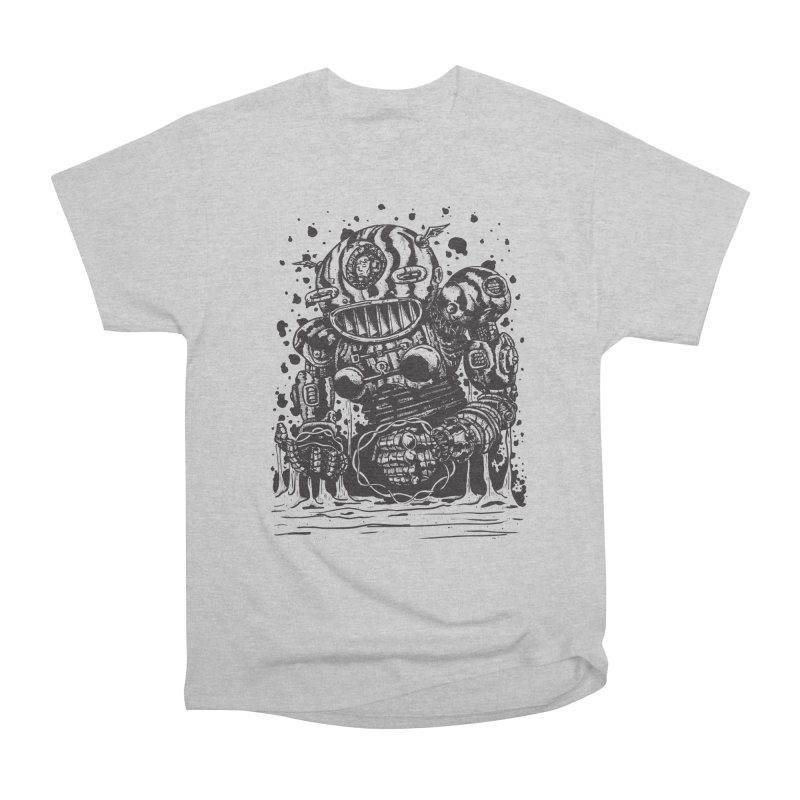 Spaceman tee Women's Heavyweight Unisex T-Shirt by DEADBEAT HERO Artist Shop