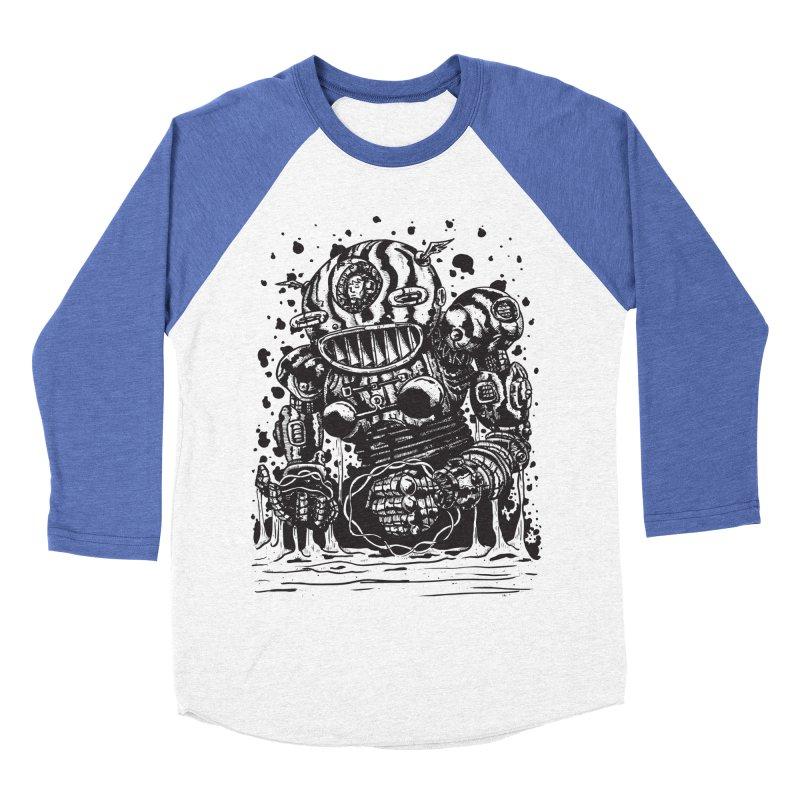 Spaceman tee Men's Baseball Triblend T-Shirt by DEADBEAT HERO Artist Shop