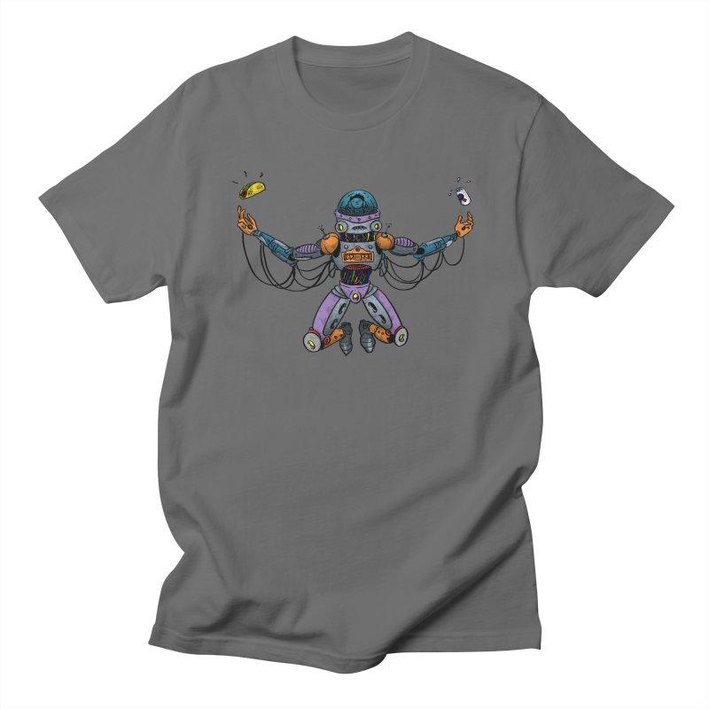 Space Tacos Men's T-Shirt by DEADBEAT HERO Artist Shop