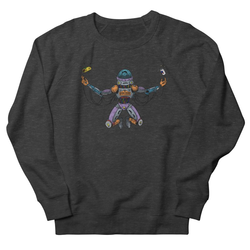 Space Tacos Women's Sweatshirt by DEADBEAT HERO Artist Shop