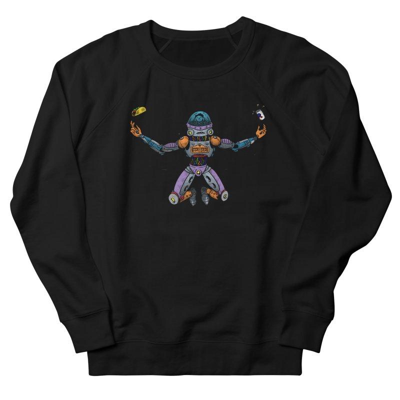 Space Tacos Women's French Terry Sweatshirt by DEADBEAT HERO Artist Shop