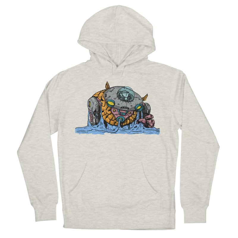 Water Spaceman Women's Pullover Hoody by DEADBEAT HERO Artist Shop