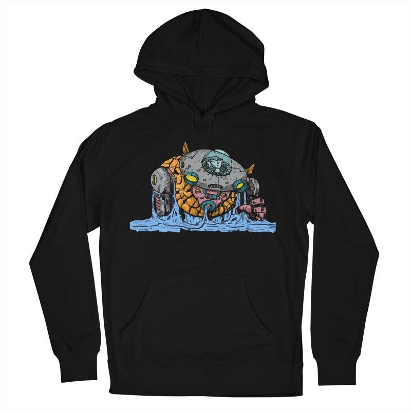 Water Spaceman Men's Pullover Hoody by DEADBEAT HERO Artist Shop
