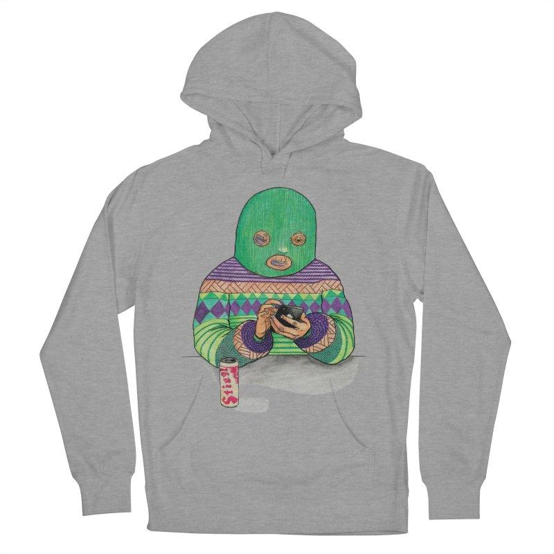 Sweatermen Tee Women's Pullover Hoody by DEADBEAT HERO Artist Shop