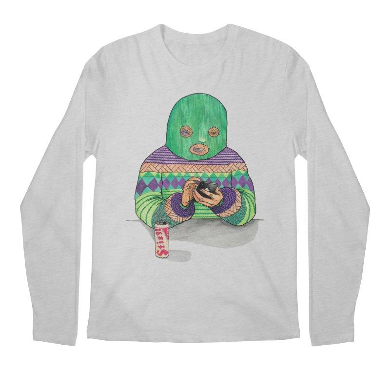 Sweatermen Tee Men's Longsleeve T-Shirt by DEADBEAT HERO Artist Shop