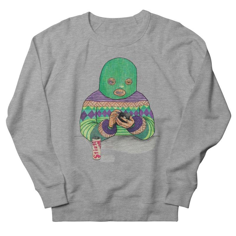 Sweatermen Tee Men's Sweatshirt by DEADBEAT HERO Artist Shop