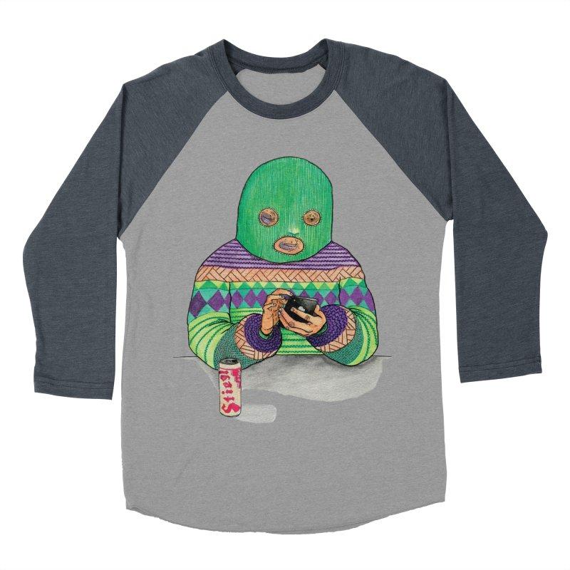Sweatermen Tee Men's Baseball Triblend T-Shirt by DEADBEAT HERO Artist Shop
