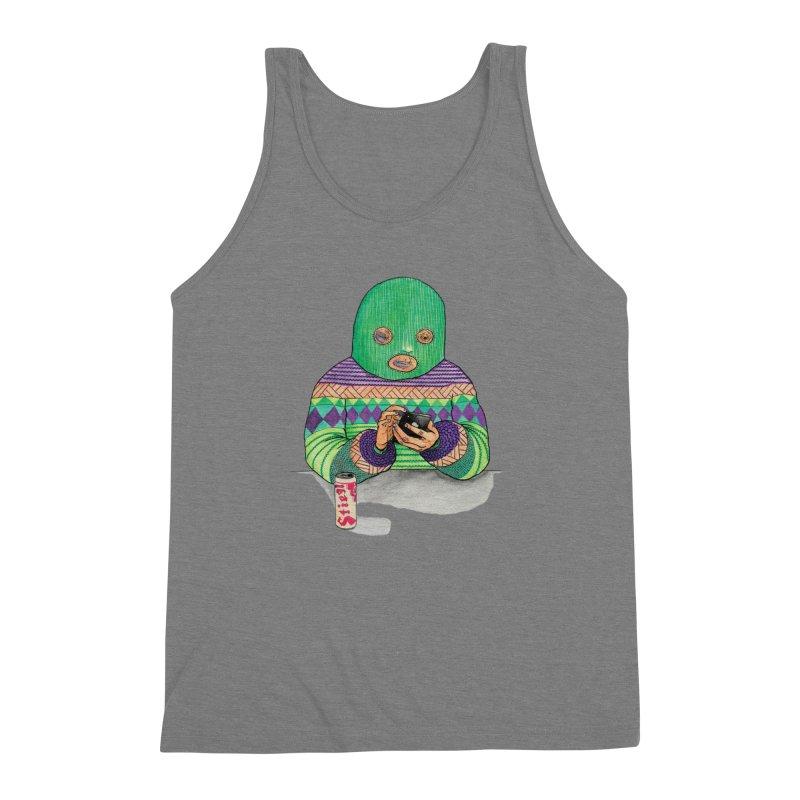 Sweatermen Tee Men's Triblend Tank by DEADBEAT HERO Artist Shop