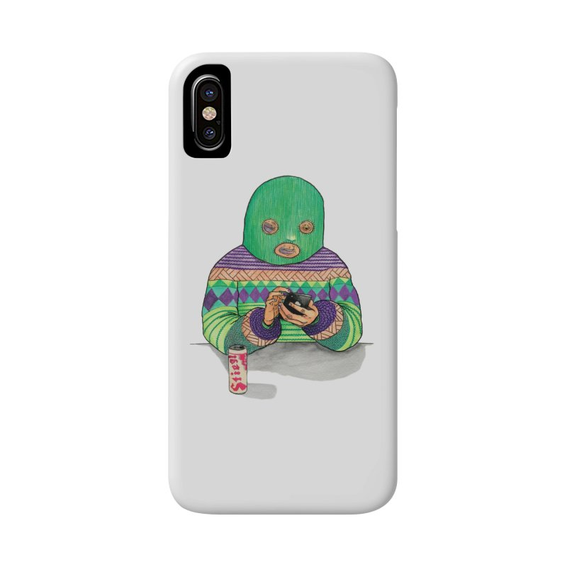 Sweatermen Tee Accessories Phone Case by DEADBEAT HERO Artist Shop