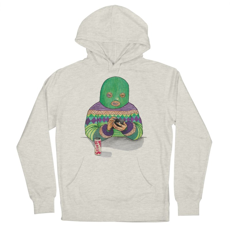 Sweatermen Tee Women's Pullover Hoody by DEADBEAT HERO Artist Shop