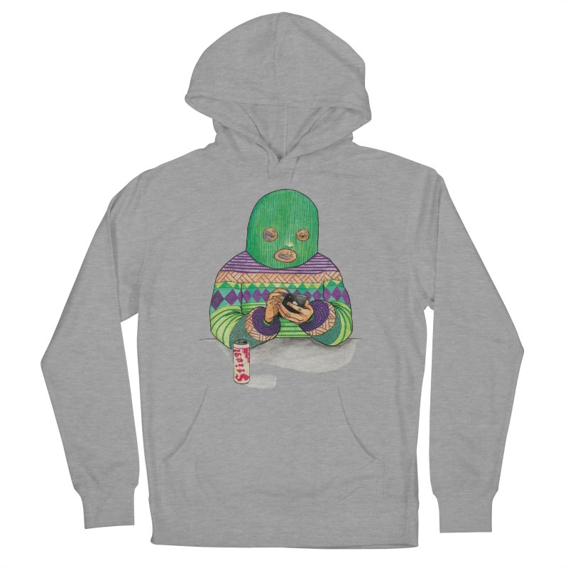 Sweatermen Tee Men's Pullover Hoody by DEADBEAT HERO Artist Shop