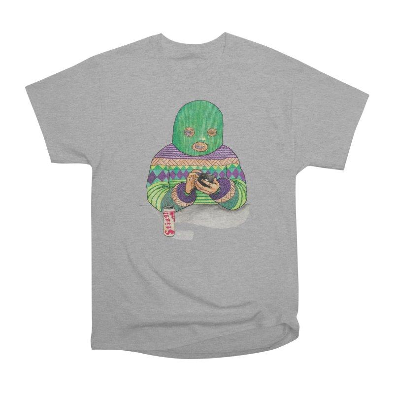 Sweatermen Tee Men's Heavyweight T-Shirt by DEADBEAT HERO Artist Shop