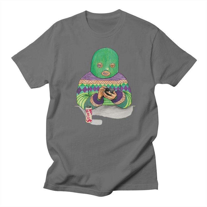 Sweatermen Tee Men's Regular T-Shirt by DEADBEAT HERO Artist Shop