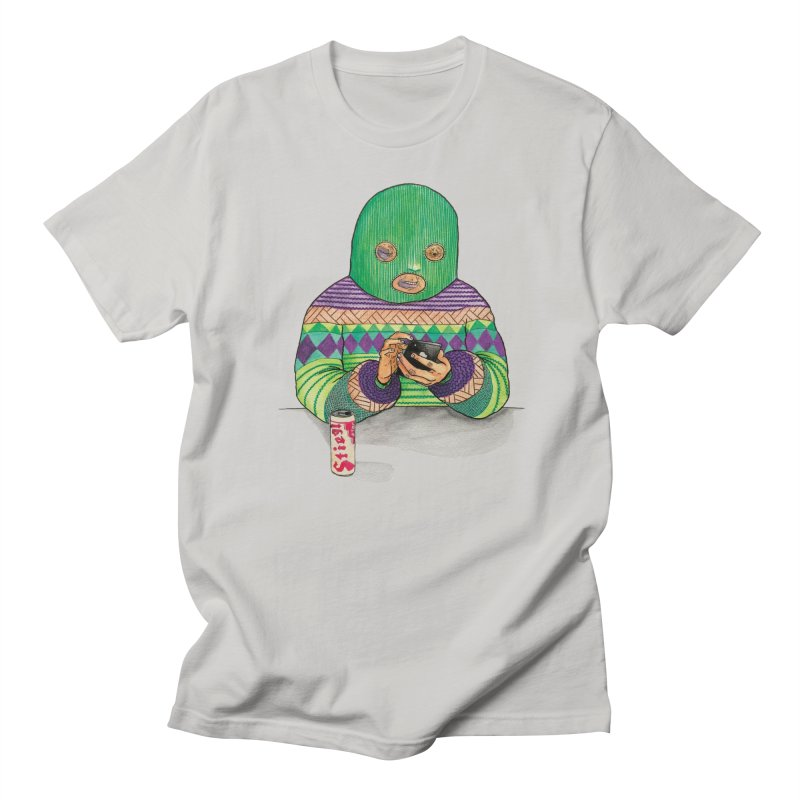 Sweatermen Tee Women's Regular Unisex T-Shirt by DEADBEAT HERO Artist Shop