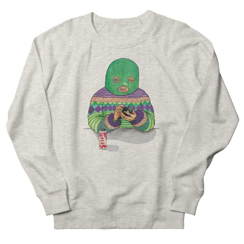 Sweatermen Tee Women's Sweatshirt by DEADBEAT HERO Artist Shop