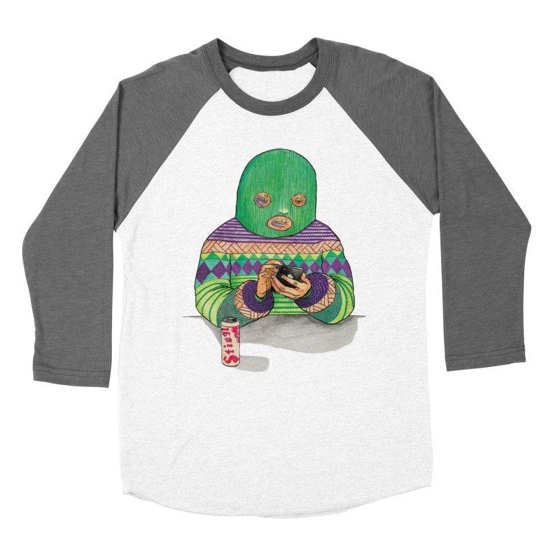 Sweatermen Tee Women's Baseball Triblend T-Shirt by DEADBEAT HERO Artist Shop