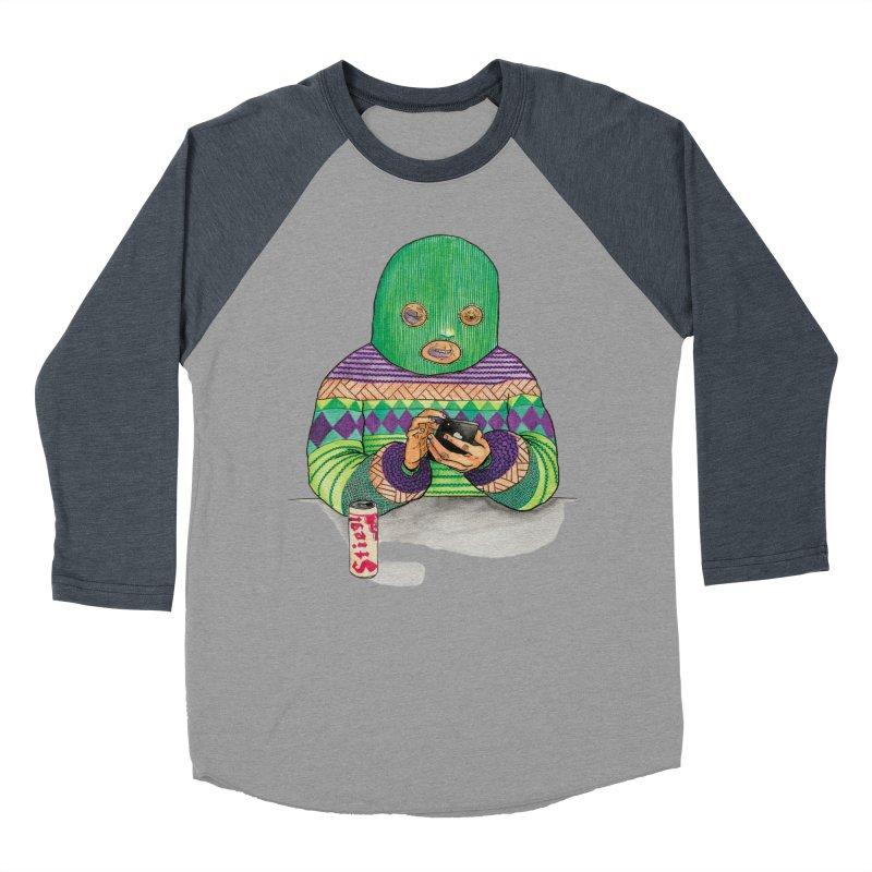 Sweatermen Tee Women's Baseball Triblend Longsleeve T-Shirt by DEADBEAT HERO Artist Shop