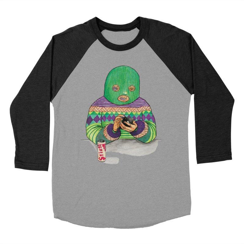 Sweatermen Tee Men's Baseball Triblend Longsleeve T-Shirt by DEADBEAT HERO Artist Shop