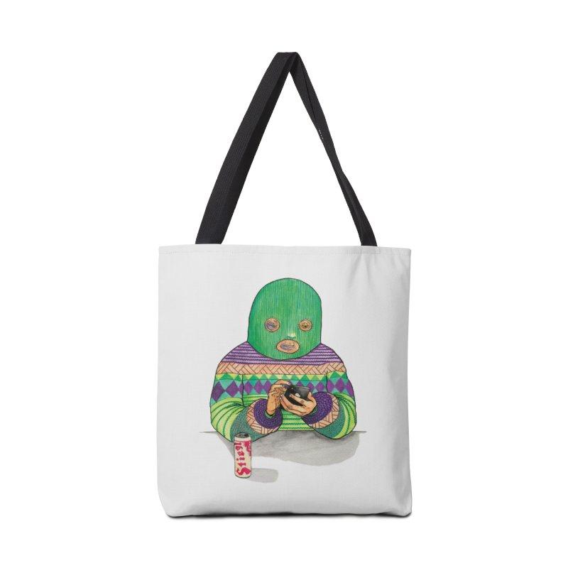 Sweatermen Tee Accessories Bag by DEADBEAT HERO Artist Shop