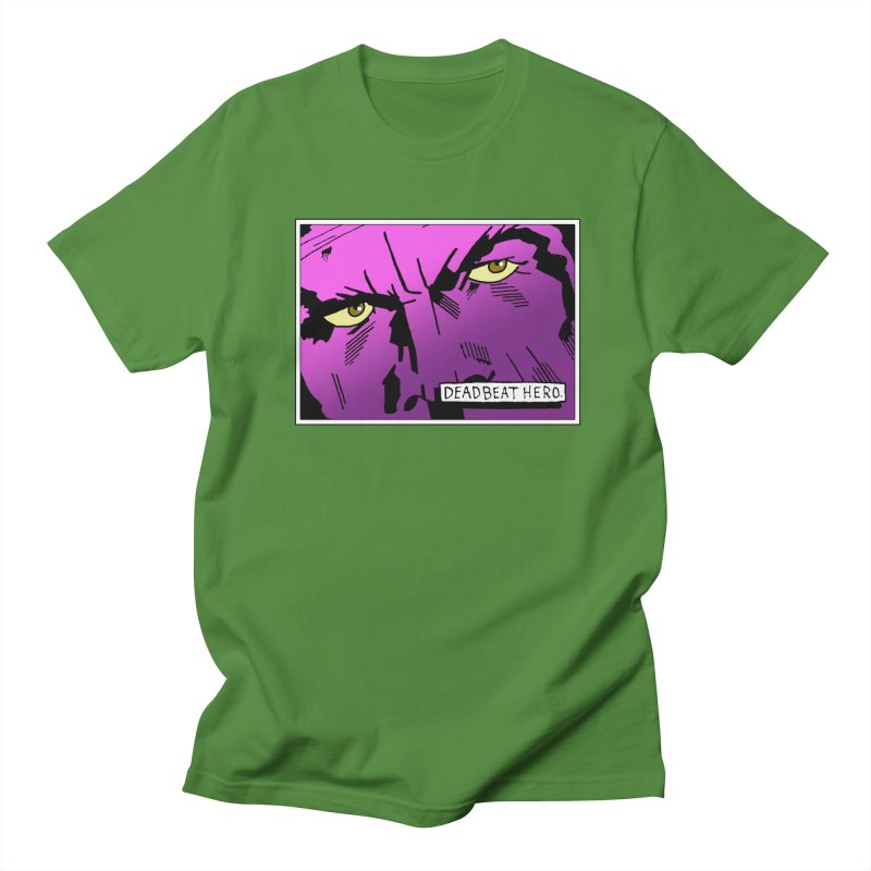 Deadbeat Hero. Men's T-Shirt by DEADBEAT HERO Artist Shop
