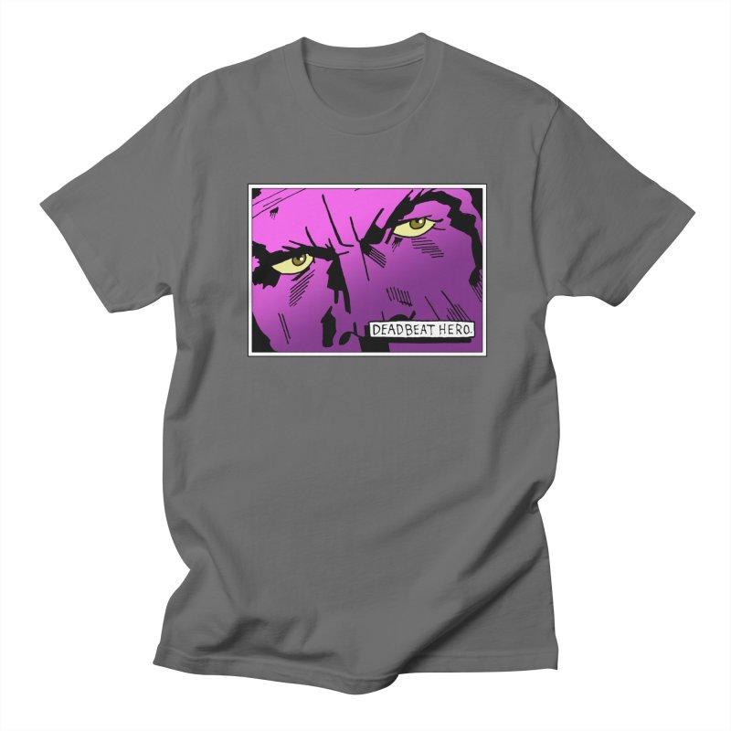 Deadbeat Hero. Men's Regular T-Shirt by DEADBEAT HERO Artist Shop