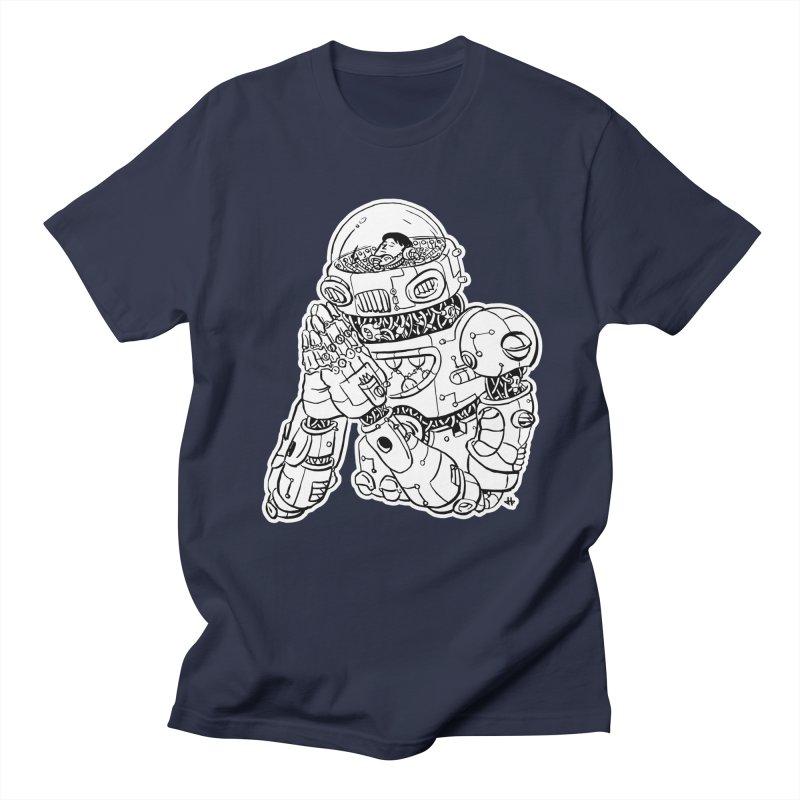 Spaceman Prey Women's Unisex T-Shirt by DEADBEAT HERO Artist Shop