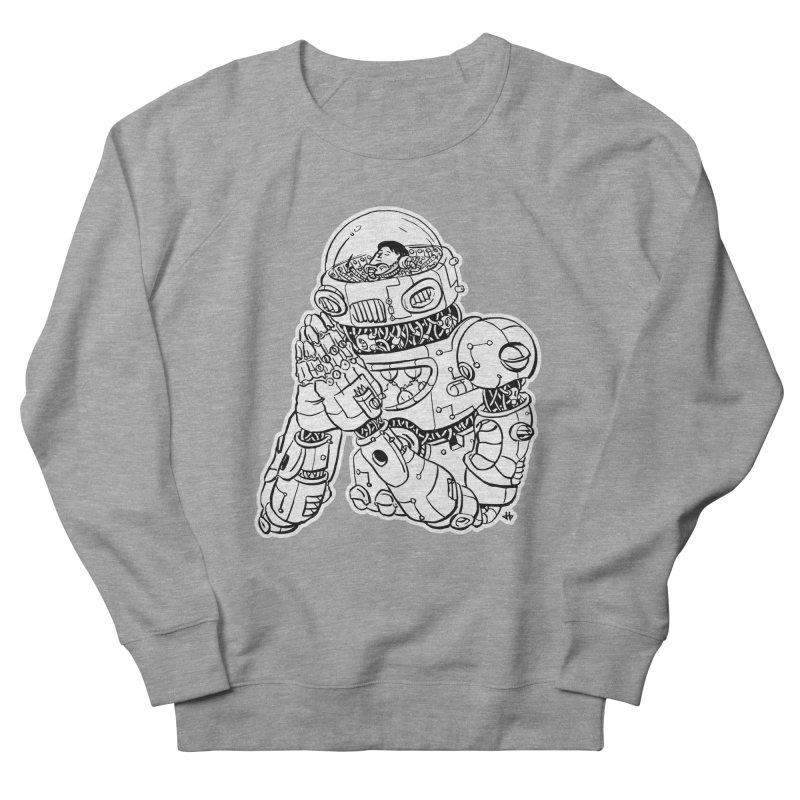 Spaceman Prey Women's Sweatshirt by DEADBEAT HERO Artist Shop