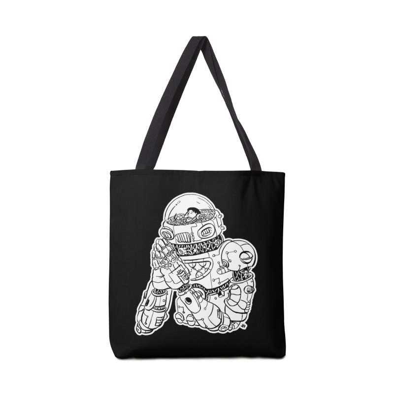 Spaceman Prey Accessories Bag by DEADBEAT HERO Artist Shop