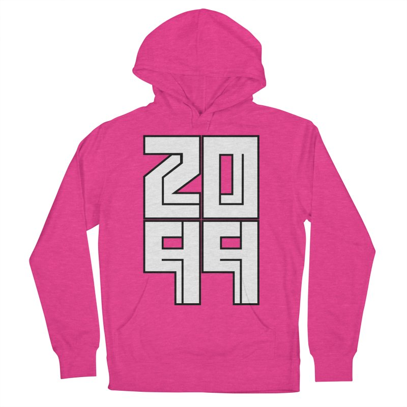 2099 KRUH Men's Pullover Hoody by DEADBEAT HERO Artist Shop