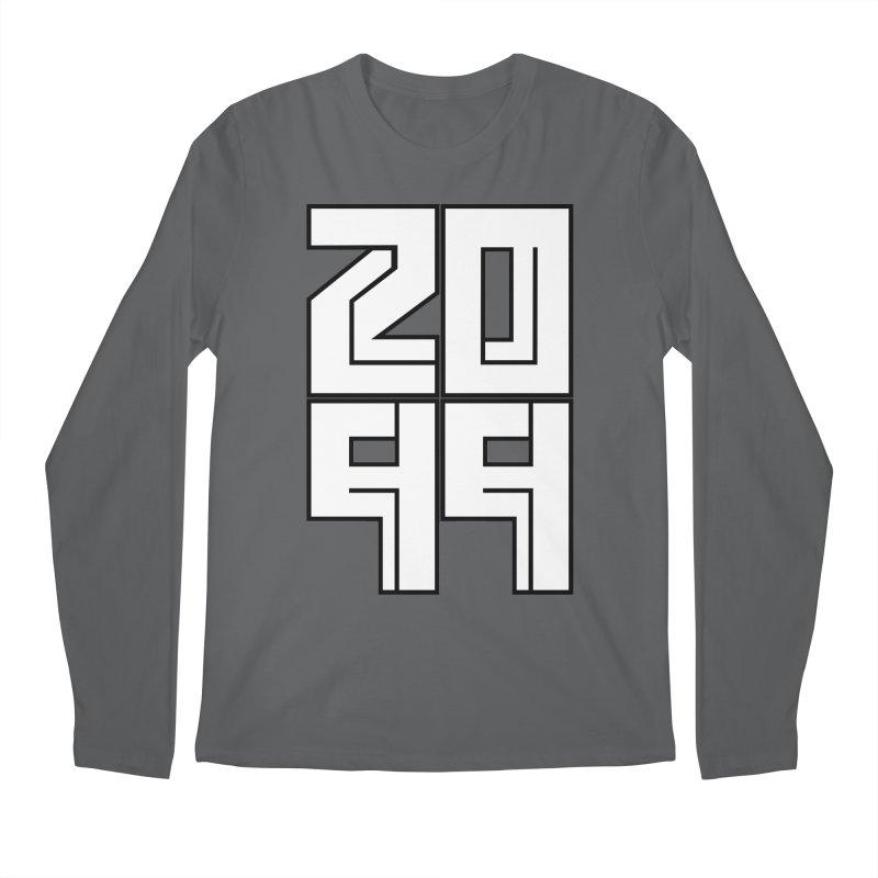 2099 KRUH Men's Longsleeve T-Shirt by DEADBEAT HERO Artist Shop