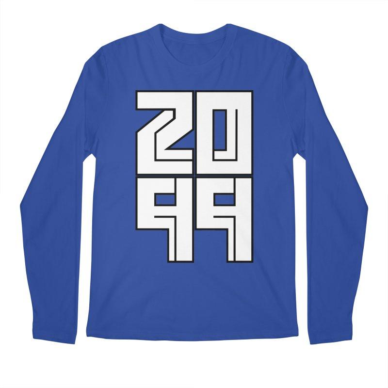 2099 KRUH Men's Regular Longsleeve T-Shirt by DEADBEAT HERO Artist Shop