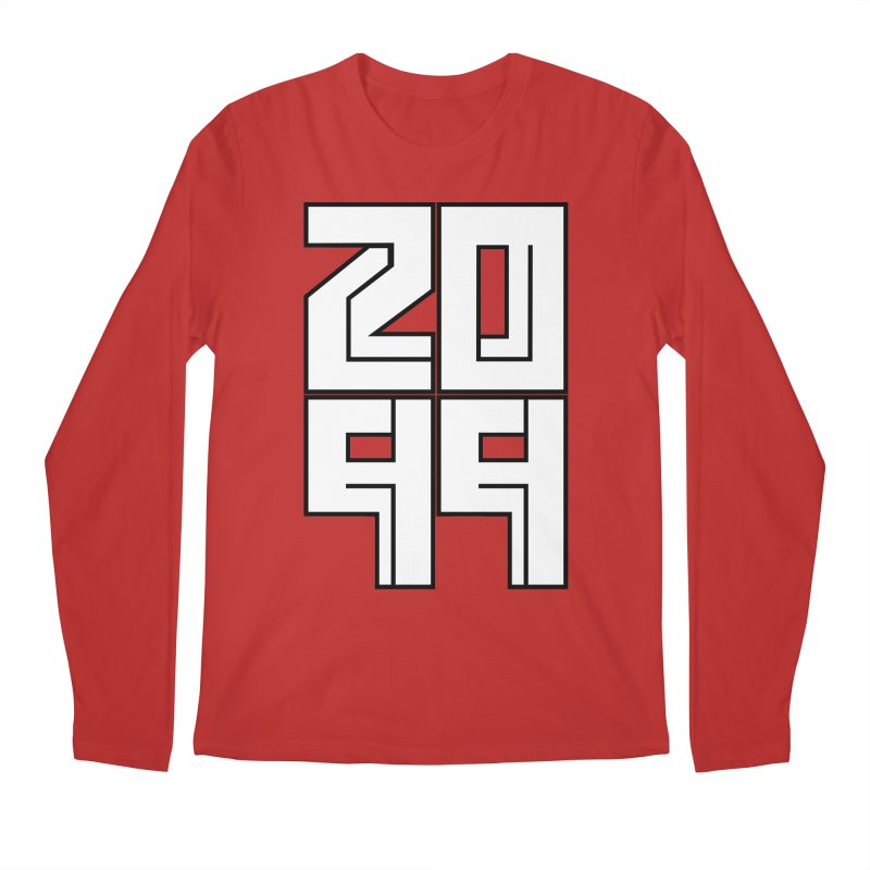 2099 KRUH Men's Regular Longsleeve T-Shirt by DEADBEAT HERO Artist Shop
