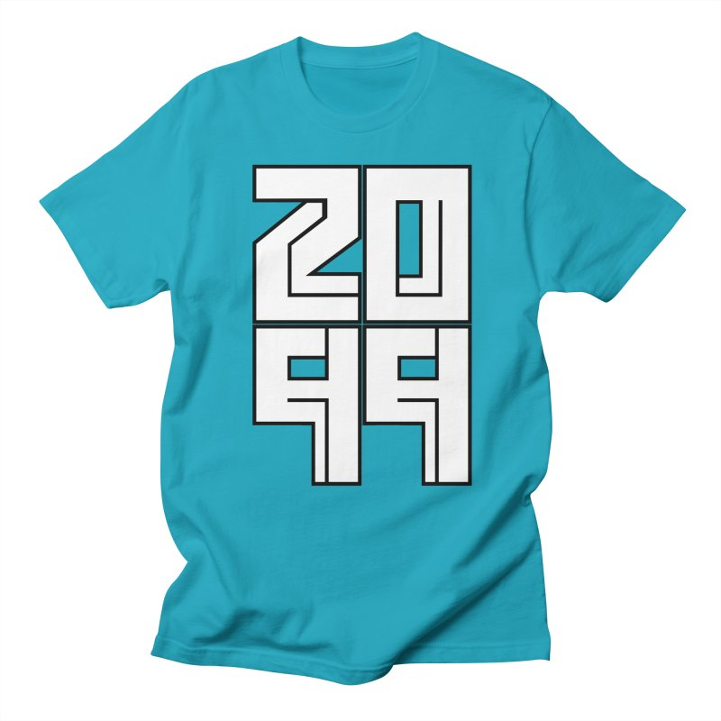 2099 KRUH Men's Regular T-Shirt by DEADBEAT HERO Artist Shop