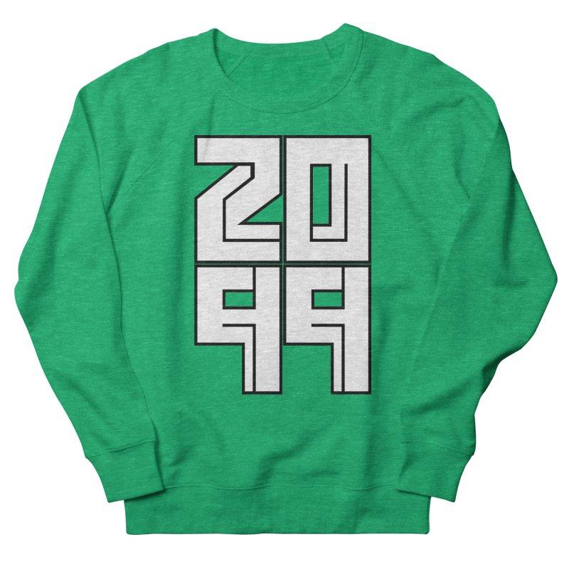 2099 KRUH Women's French Terry Sweatshirt by DEADBEAT HERO Artist Shop