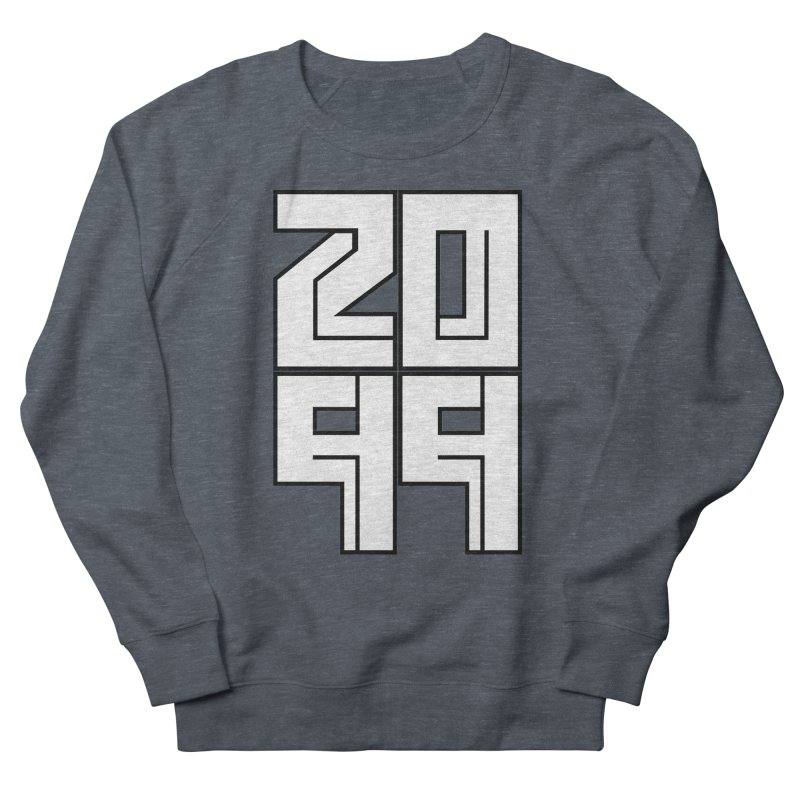 2099 KRUH Men's Sweatshirt by DEADBEAT HERO Artist Shop