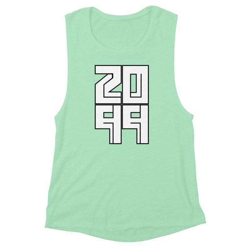 2099 KRUH Women's Muscle Tank by DEADBEAT HERO Artist Shop