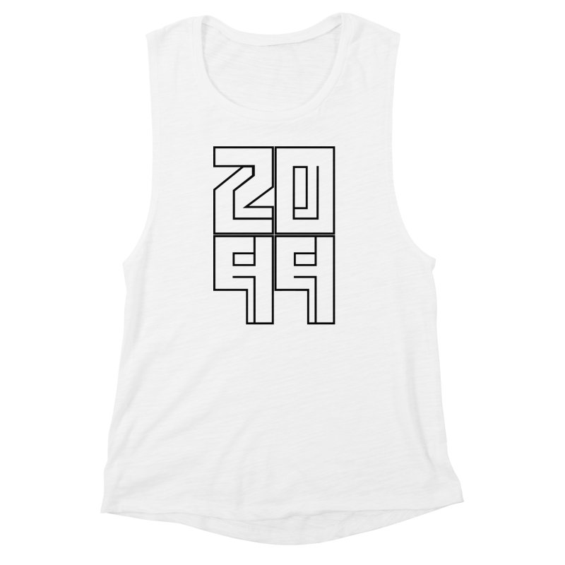 2099 KRUH Women's Muscle Tank by DEADBEAT HERO Artist Shop