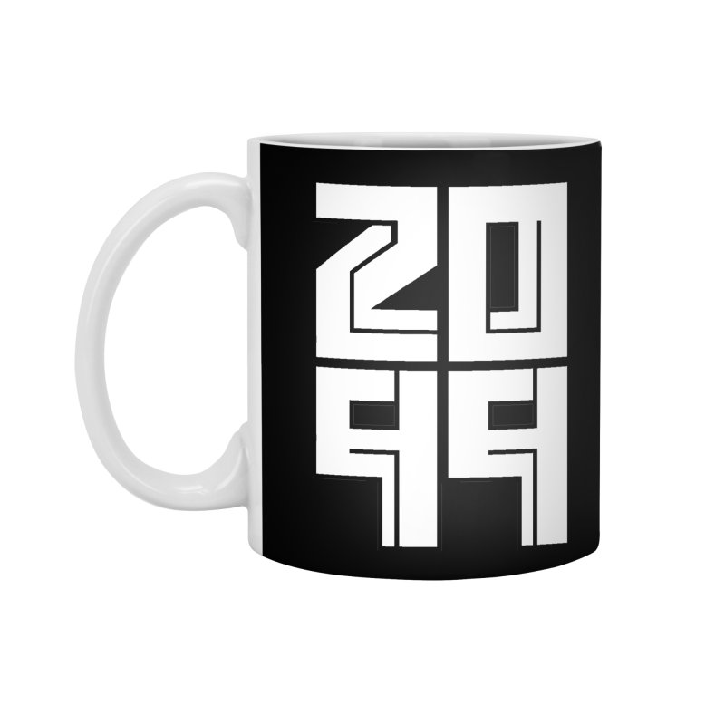 2099 KRUH Accessories Mug by DEADBEAT HERO Artist Shop