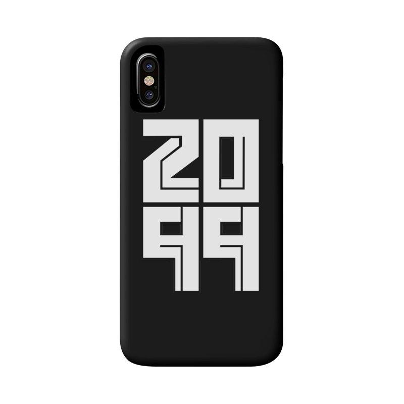 2099 KRUH Accessories Phone Case by DEADBEAT HERO Artist Shop