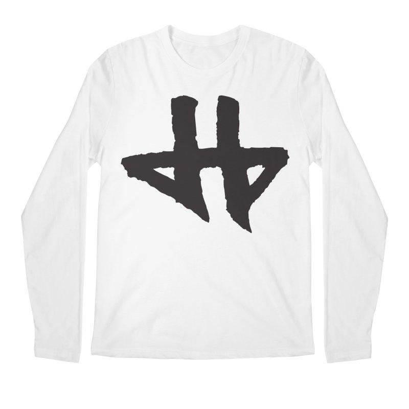 DeadBeat Hero Logo Men's Regular Longsleeve T-Shirt by DEADBEAT HERO Artist Shop