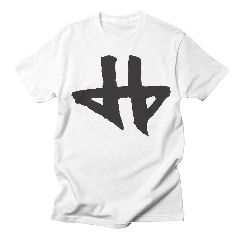 DeadBeat Hero Logo Men's Regular T-Shirt by DEADBEAT HERO Artist Shop