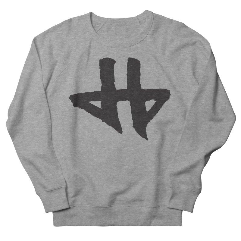 DeadBeat Hero Logo Men's French Terry Sweatshirt by DEADBEAT HERO Artist Shop