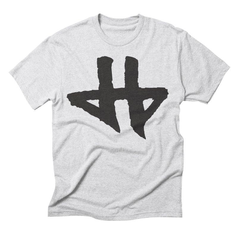 DeadBeat Hero Logo Men's Triblend T-Shirt by DEADBEAT HERO Artist Shop