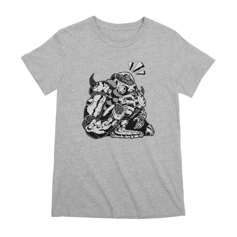 I'll Miss You. Women's Premium T-Shirt by DEADBEAT HERO Artist Shop